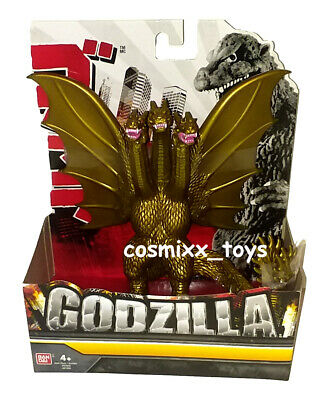 Godzilla Collection Series King Ghidorah Monster Action Figure Bandai 2018