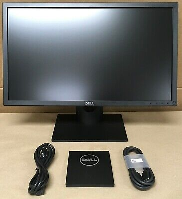 "Dell E2418HN 24"" Monitor 60Hz 1920 x 1080 Full HD IPS LED LCD 1000:1 5ms 16:9"