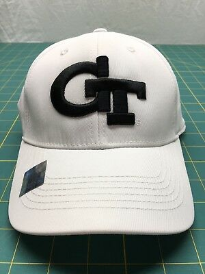 pretty nice 7f374 1ad9e Georgia Tech Yellow Jackets Flex Flexfit Hat Cap by Top of the World L XL