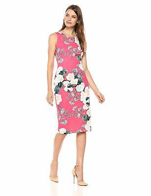 21d167b0 NEW Ivanka Trump Floral Print Sheath Dress Size 12 - $59.00 | PicClick