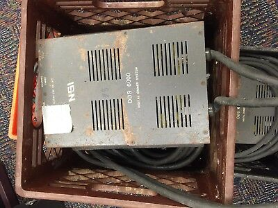 NSI dds-6000 dimmer pack for PARTS