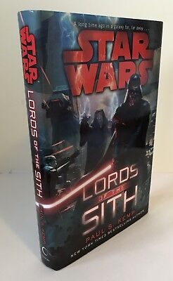 Star Wars: Lords of the Sith By Paul S Kemp (century, Hardback)