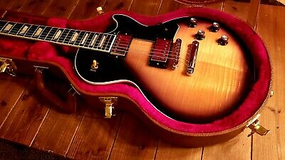 2018 gibson limited run les paul classic signature player plus ~ was $1999