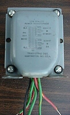 POWER TRANSFORMER FOR TUBE RADIOS,AMPLIFIER,HAM RADIO No Reserve