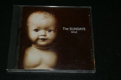 Blind by The Sundays CD LIGHT WEAR PLAYS PERFECTLY FAST SHIPPING!!!!