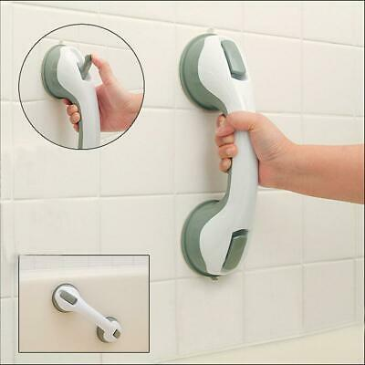 Anti-slip Handle Grab Bar Rail Strong Sucker Cup Home Bathroom Safety Hand Drail