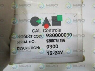 Cal Controls Process Controller 930000030 * New In Box *