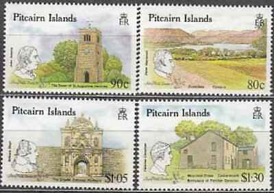 Timbres Pitcairn 343/6 ** (36233V)