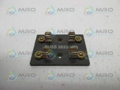 Bussmann 3833-2 Fuse Holder 2P * New No Box *