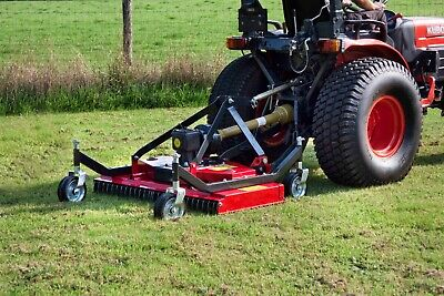 WFM120 - Winton Finishing Mower - 1.2m Wide - For Compact Tractors
