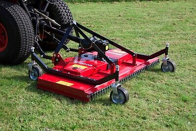 WFM180 - Winton Finishing Mower - 1.8m Wide - For Compact Tractors