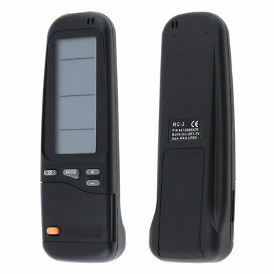 Air Conditioner Remote Control for Airwell Emailair Electra RC-3 RC-4 RC-7 WMZ