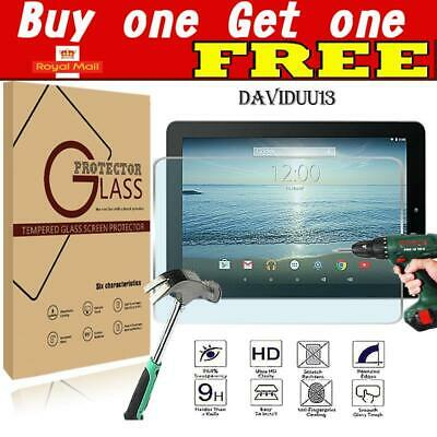 TABLET TEMPERED GLASS Screen Protector For RCA 10 Viking Pro RCT6303W87DK  10 1