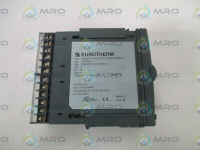 EUROTHERM 2208e/CC/VH/LH/TC/FH/XX/2YM/ENG TEMP. CONTROLLER (REPAIRED) * USED *