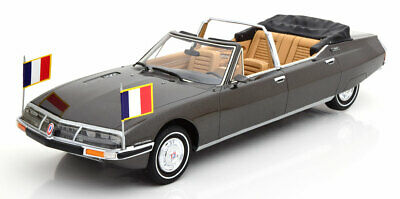 1:18 CMF Citroen SM Presidentielle by Chapron Georges Pompidou 1972