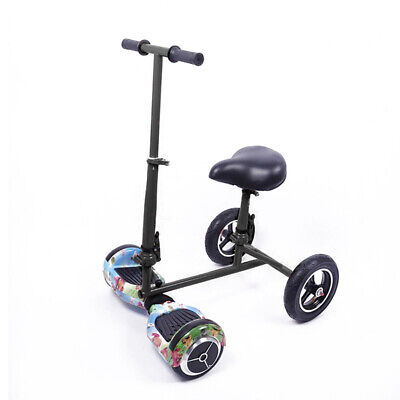 Hoverbike acople Hoverboard patinete electrico scooter asiento Hoverkart colores