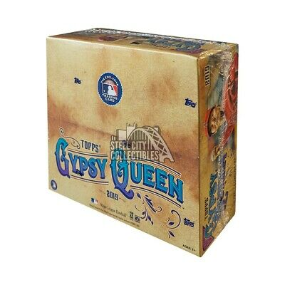 2019 Topps Gypsy Queen Baseball 24ct Retail Box
