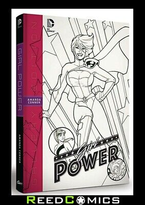 GIRL POWER AMANDA CONNER GALLERY EDITION HARDCOVER Boxed Artist Edition Hardback