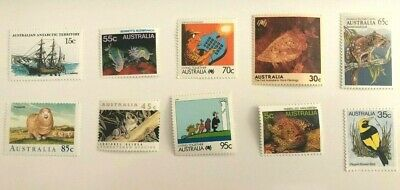 Face Value $400 Australian MUH $1.00 (2 stamps) Postage Stamp Full Gum Mint