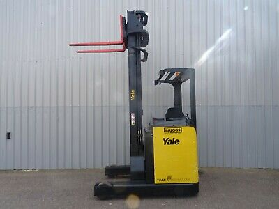 Yale Mr14H. Used Reach Forklift Truck. (#2354)
