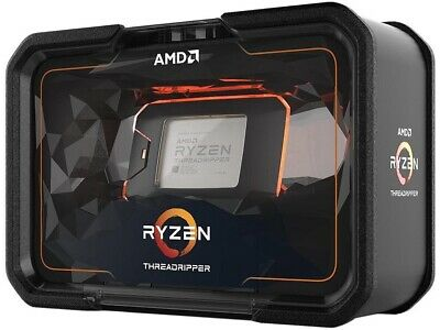 AMD Ryzen Threadripper 2920X 12-Core/24-Thread Processor 4.3GHz (YD292XA8AFWOF)