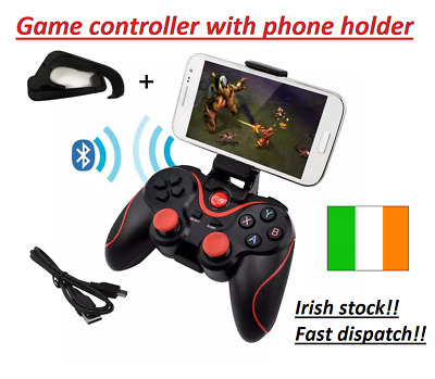 Wireless Bluetooth Gamepad Joystick Game pad Gaming Controller Remote Control