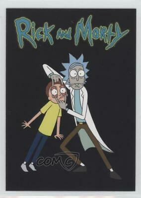 2018 Cryptozoic Season 1 Promos #P1 Rick and Morty Non-Sports Card d8k