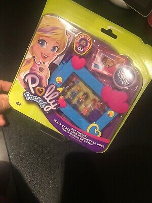 Polly Pocket Say Freeze, Job Lot toys, Brand New X6 In Box.