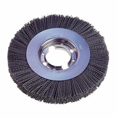 "Osborn 22256 4"" x 80 Grit ATB Wide Face Flex Nylon Abrasive Brush"