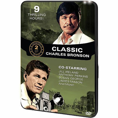 CLASSIC CHARLES BRONSON (DVD SET) Someone Behind the Door Lola Man With a Camera