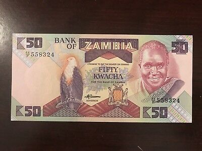 Trustful Zambia 100 Kwacha 2003 P 38d Lot 2 Pcs Uncirculated Banknotes Other African Paper Money
