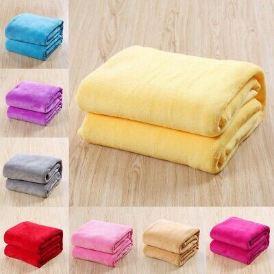 Soft Baby Toddler Kids Boys Girls Blanket Bedding Quilt Play Blanket Towel Wrap