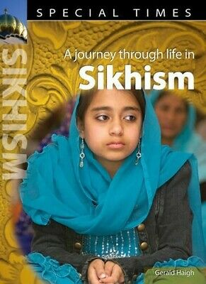 Sikhism (Special Times), Gerald Haigh, Very Good Book