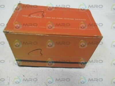 Lot Of 10 Sierra 1900 Triplex Receptacle *New In Box*
