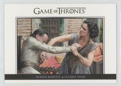 Game Of Thrones Season 6 Relationships Chase Card DL34 Obara Sand /& Nymeria Sand