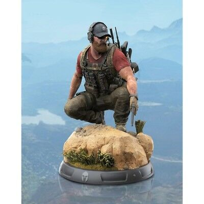 Triforce Ghost Recon Wildlands Collectors Edition Statue Limited Stock! Free P+P