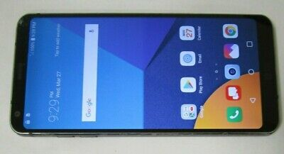 UNLOCKED VERIZON LG G6 H872 32GB Black Android 4G LTE 4GB GSM Smart Cell  Phone