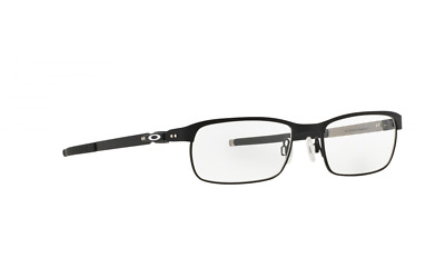 7d5a24daf2d NEW AUTHENTIC OAKLEY Tincup OX3184-0254 Powder Pewter Eyeglasses ...