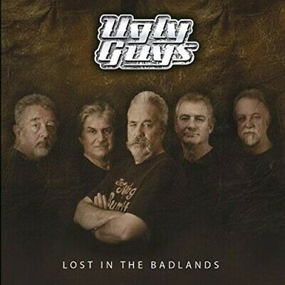 Ugly Guys - Lost In The Badlands  Cd New+