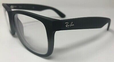 9112ded411 RAY BAN SUNGLASSES justin RB 4165 852 88 54 16 145 54mm Matte Gray ...