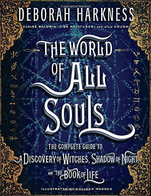 Harkness Deborah/ Baldwin C...-The World Of All Souls BOOK NEW