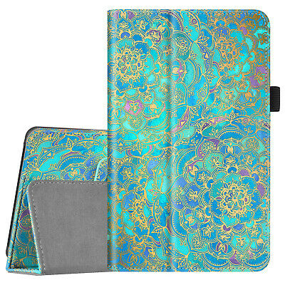 For All-New Amazon Fire 7'' 9th Generation 2019 Release Tablet Folio Case Cover