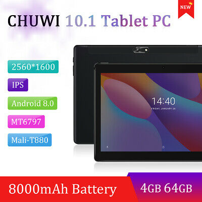 "Chuwi Hi9 Air CWI533 4G Phablet 10.1"" Android 8.0 4+64GB Tavoletta PC 8000mAh"