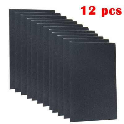 12 x 10mm Car Sound Proofing Deadening Noise Reduction&thermal insulation Foam