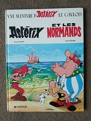 Asterix and the Normans French version Asterix et les Normands