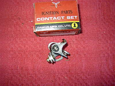 Yamaha Dt100 Lb80 Ty80 Mx80 Rs100 Nos Contact Points 437-81321-20   2A6-81321-20