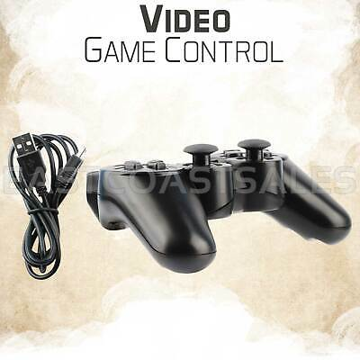 Blue Wireless Bluetooth Video Game Controller Pad For Sony PS3 Playstation 3