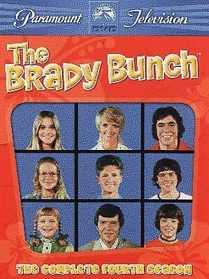 THE BRADY BUNCH - The Complete FOURTH SEASON (DVD SET) 4th 4 tv SEALED NEW