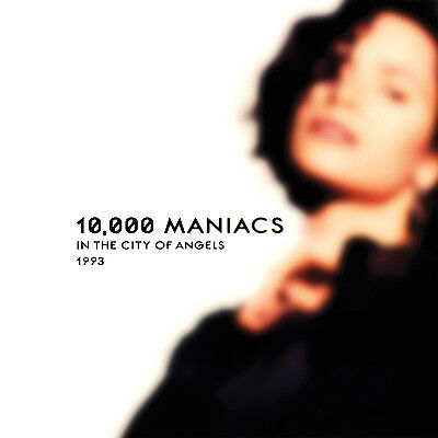 10000 MANIACS New Sealed 2019 UNRELEASED 1993 LIVE CONCERT 2 VINYL RECORD SET