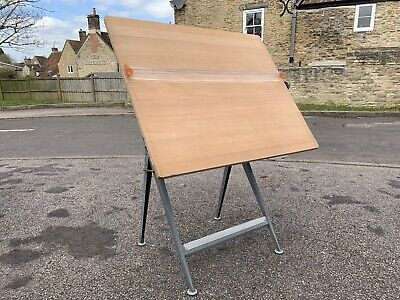 Architects Drawing Draft Board Vintage
